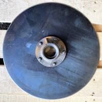 Диск сошника со ступицей СЗ-3.6 Н 105.03.010‒02