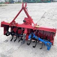 Почвофреза для минитрактора навесная 1,25 м Китай GQN-125