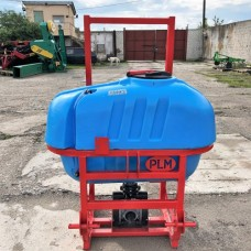 Опрыскиватель навесной 200 литров 8 м POLMARK для трактора