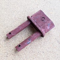 Соединитель транспортера (вилка) для двухрядной картофелекопалки Z609 8255-604-100-072