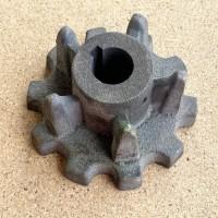Звездочка ведущая (еж) Z-10 на однорядную картофелекопалку Bomet, Wirax
