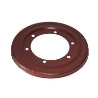 Кожух защитный (крышка 6отв.) цилиндра ротора косилки Z-169