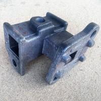 Державка колеса плуга (под предплужник) ПЛН 06.600 (кв.40х40)
