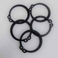 Кольцо стопорное косилки Z25 наружное