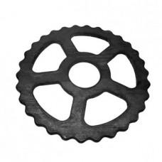 Кольцо зубчатое (узкое) КЗК-6.02.019 (D=530мм)