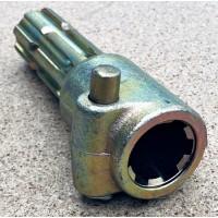 Переходник ВОМ карданного вала 6х8 шлицов
