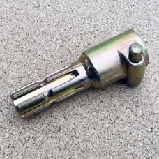 Переходник карданного вала 8х6 под защелку