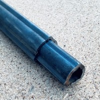 Труба профильная для кардана АР. Т20-В треугольная внутренняя 29х4 мм
