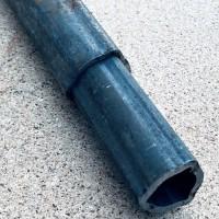 Труба профильная для кардана АР.Т40-Н треугольная наружная 43,4х3,3