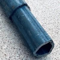 Труба профильная для кардана АР.Т40-В треугольная внутренняя 36,1х4