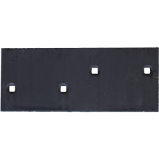 Доска полевая широкая литая плуга ПЛН (Боковина) бор ПЛЖ 51.501