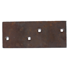 Доска полевая широкая (боковина) на плуг ПЛН ПЛЖ 51.501 (12мм)
