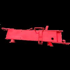 Рама центральная (брус сварной) на роторную косилку 1,65