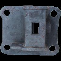 Держатель колеса плуга ПЛН 5-35 ПЧР 36.393 (вал 50мм)