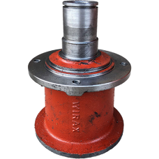 Ступица ротора средняя косилки (4отв.) (граната) Z-169