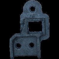Кронштейн квадрата на Плуг с предплужником правый ПТУ 331