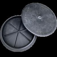 Заглушка ротора косилки Z-169 (пластик)