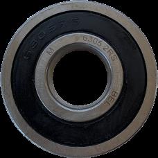 Подшипник 180305 (6305 2RS) роторной косилки Z-169, Z-173, Z-069