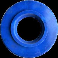 Втулка (пыльник) ступицы ротора косилки Z-169 (пластик)
