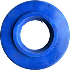Втулка (пыльник) ступицы ротора косилки Z-169 (пластик) 8245-036-010-031