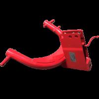 Рама навески (рога)   роторной косилки 1,65 8245-036-020-656