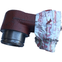 Корпус трещетки (муфта шкива большого) косилки Z-169
