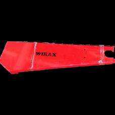 Кожух рамы роторной косилки Wirax Z-069 (1.65м) левый