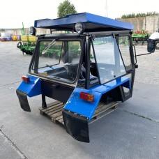 Кабина МТЗ МК синяя 70-6700010 (пр-во Беларусь)