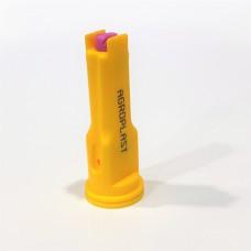 Распылитель инжекторный двухструйный желтый 02 Agroplast 8MS11002P2 |226068|