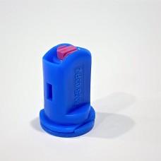 Распылитель инжекторный двухструйный синий 03 Agroplast 6MS03P2