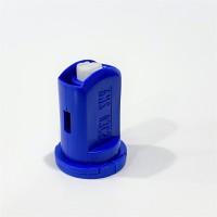Распылитель инжекторный двухструйный керамический 03 синий  Agroplast 6MS03C2 |225344|