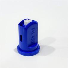 Распылитель инжекторный двухструйный керамический 03 синий 6MSC Agroplast 6MS03C2