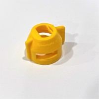 Колпак форсунки RAU желтый Agroplast 0-103/07_Z |224736|