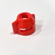 Колпак форсунки RAU красный Agroplast 0-103/07_CZ
