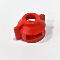 Колпак форсунки универсальный ARAG красный Agroplast 0-103/08U |226778|