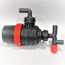 Фильтр опрыскивателя всасывающий универсальный без запорного клапана (колено 25 мм) Agroplast AP17FU_25 |222183|