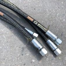 Рукав высокого давления (РВД) гайка 17 L=0,5 2SN усиленный