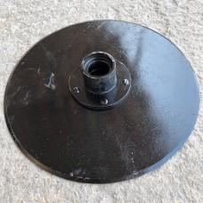 Диск сошника СЗ-3,6 со ступицей борированный Велес-Агро