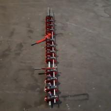 Аппарат высевающий (правый) СЗ-3,6 СЗГ 00.2420А