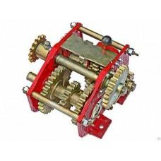 Механизм передач (правый) на сеялку СЗ-3,6 108.00.2020А-03