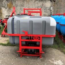 Опрыскиватель навесной POLMARK 600 литров 14 м тройная форсунка