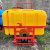 Опрыскиватель навесной POLMARK 600 литров 14 м