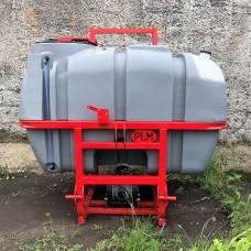 Опрыскиватель навесной POLMARK 800 литров 14 м тройная форсунка