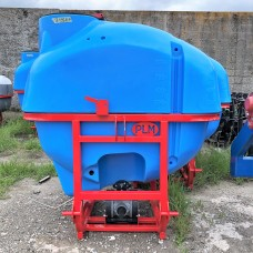 Опрыскиватель навесной POLMARK 800 литров 14 метров