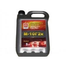 Масло моторное М10Г2к Standard (канистра 5л)