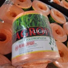 Шпагат сеновязальный agropack 500 (оранжевый) 4 кг