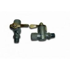Кран топливного бака и масляного радиатора ПП6-1 (КР-25)  (ДК)