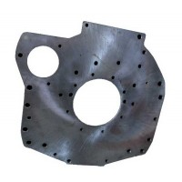 Плита под стартер МТЗ Д-240 50-1002313-В лист задний (ММЗ)