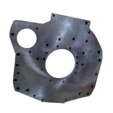 Плита под стартер МТЗ Д-240 50-1002313-В лист задний  (Ромны)