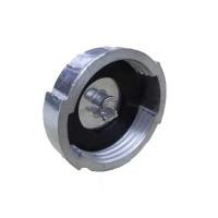 Крышка бака топливного МТЗ 082-1103010 (алюм)   (Украина)